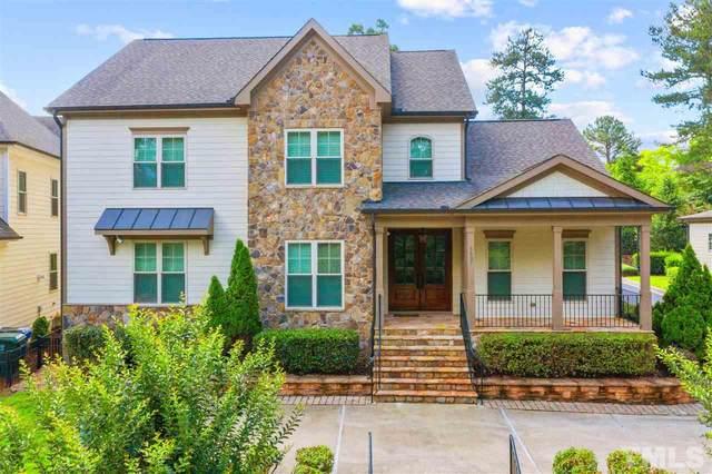 3407 Bridgeton Park Drive, Raleigh, NC 27612 (MLS #2389546) :: On Point Realty