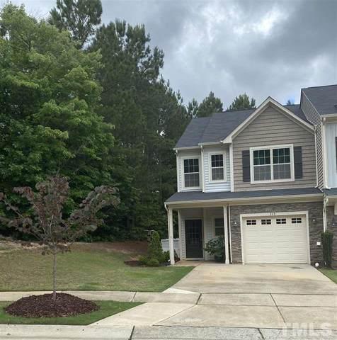 249 Cypress Hill Lane, Holly Springs, NC 27540 (#2389547) :: Dogwood Properties