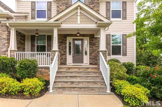521 Mitchell Street, Hillsborough, NC 27278 (#2389548) :: Dogwood Properties