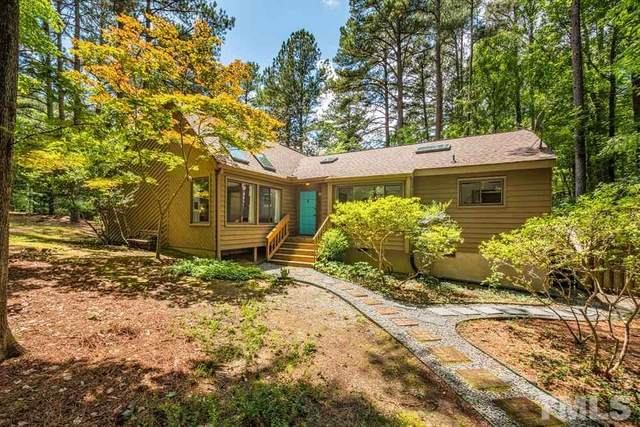 868 Shady Lawn Road, Chapel Hill, NC 27514 (MLS #2389598) :: The Oceanaire Realty