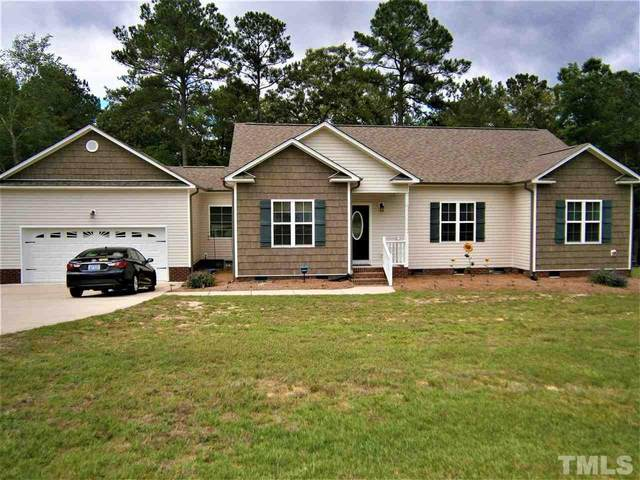 204 Oxford Woods Drive, Angier, NC 27501 (#2389619) :: The Helbert Team