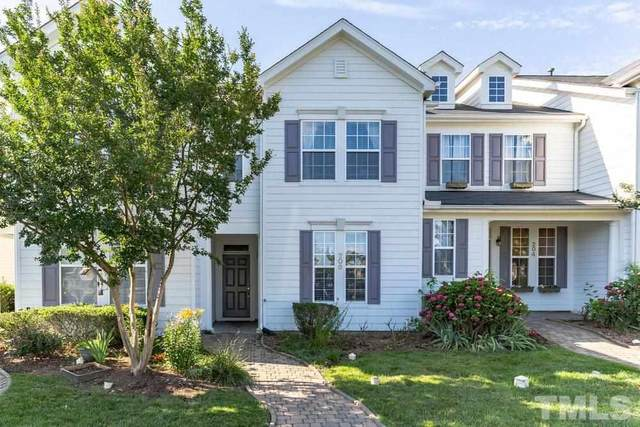 206 Duck Mill Circle, Cary, NC 27519 (#2389624) :: The Jim Allen Group