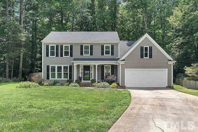 120 E Laurenbrook Court, Cary, NC 27518 (MLS #2389626) :: On Point Realty