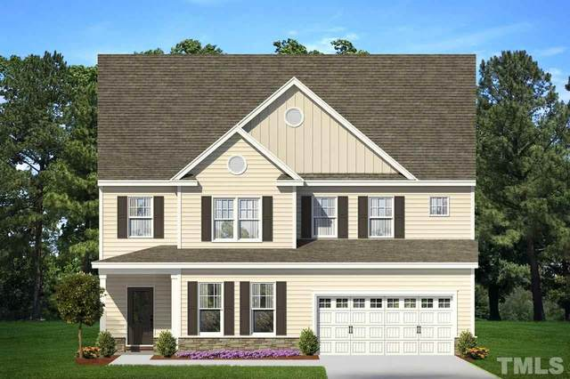 8609 Winnabow Court #116, Wake Forest, NC 27587 (#2389657) :: M&J Realty Group