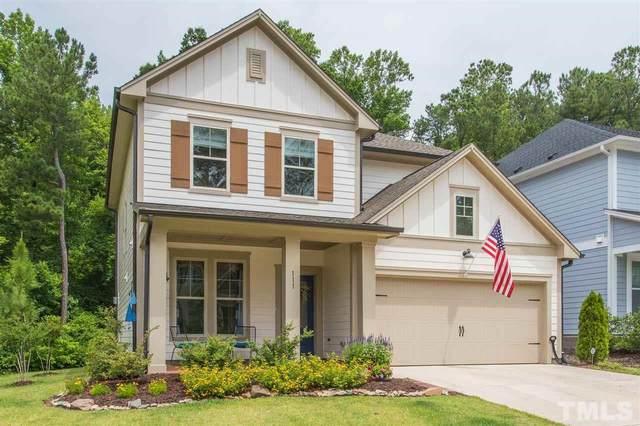 111 Chapel Run Way, Chapel Hill, NC 27517 (#2389661) :: Triangle Top Choice Realty, LLC
