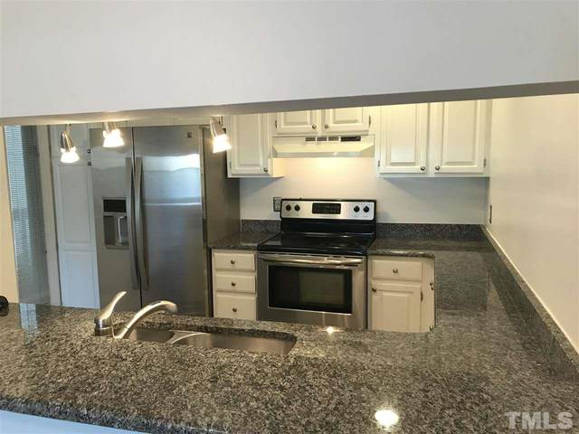 720 Bishops Park Drive #306, Raleigh, NC 27605 (#2389664) :: Triangle Top Choice Realty, LLC