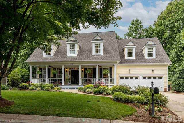 124 Flint Point Lane, Holly Springs, NC 27540 (MLS #2389668) :: The Oceanaire Realty
