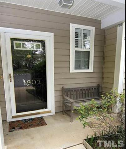 1907 Lost Lane, Raleigh, NC 27603 (MLS #2389670) :: On Point Realty