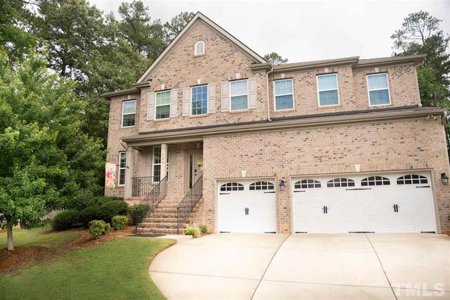 505 Prince Drive, Holly Springs, NC 27540 (#2389678) :: Triangle Just Listed