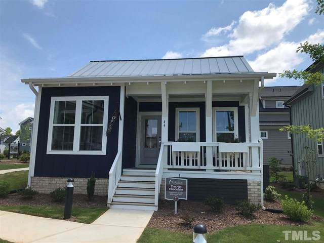 44 Cottage Way, Pittsboro, NC 27312 (#2389680) :: Bright Ideas Realty