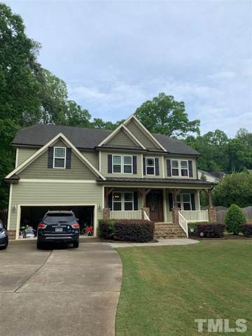 8604 Forester Lane, Apex, NC 27539 (MLS #2389688) :: The Oceanaire Realty
