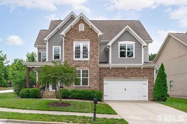 1800 Grande Maison Drive, Apex, NC 27502 (#2389703) :: The Jim Allen Group