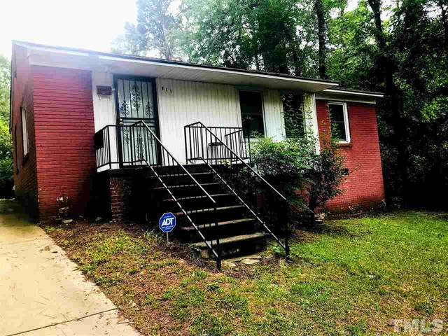 611 Parnell Street, Raleigh, NC 27610 (MLS #2389713) :: On Point Realty
