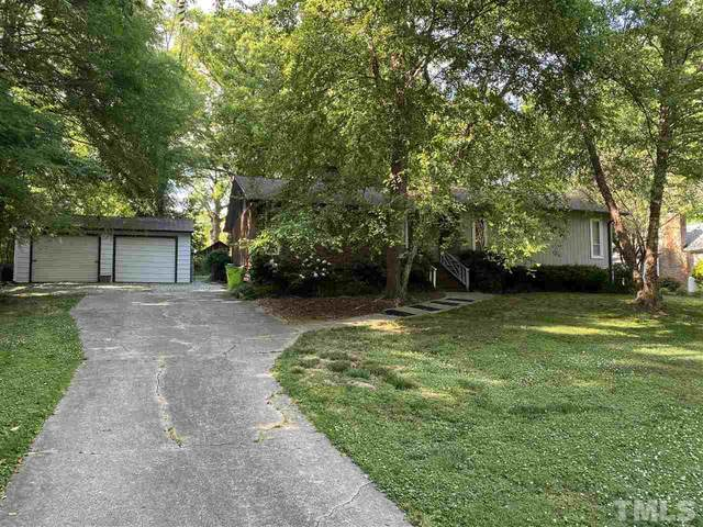 215 Barclay Road, Durham, NC 27712 (MLS #2389716) :: On Point Realty