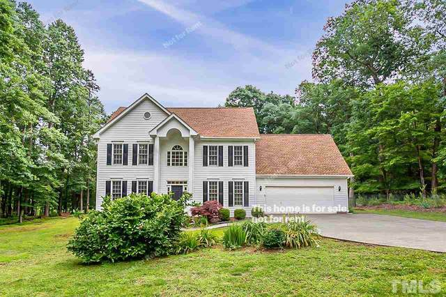 220 Greenwood Court, Youngsville, NC 27596 (#2389738) :: The Jim Allen Group