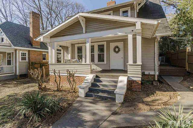 191 Chamberlain Street, Raleigh, NC 27607 (MLS #2389781) :: On Point Realty