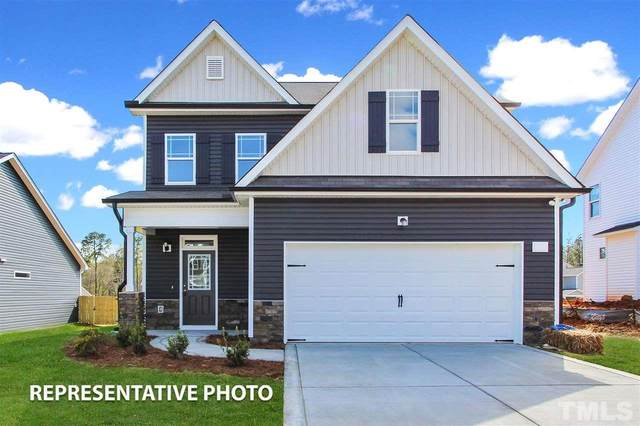 18 Bluejack Court, Wendell, NC 27591 (#2389809) :: Triangle Just Listed