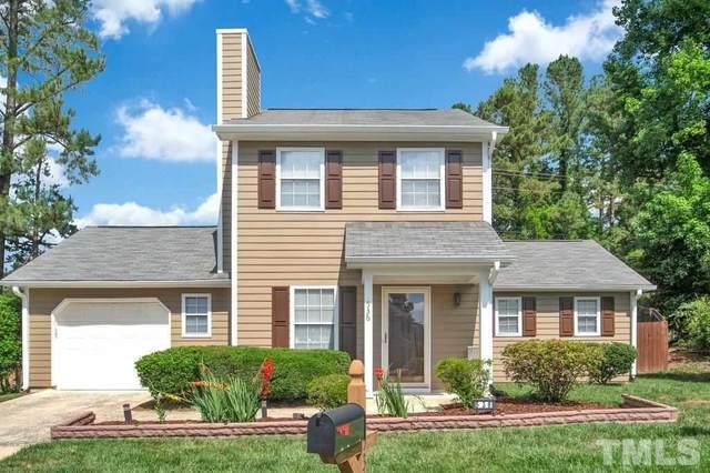 536 High Ridge Drive, Durham, NC 27707 (#2389828) :: Dogwood Properties