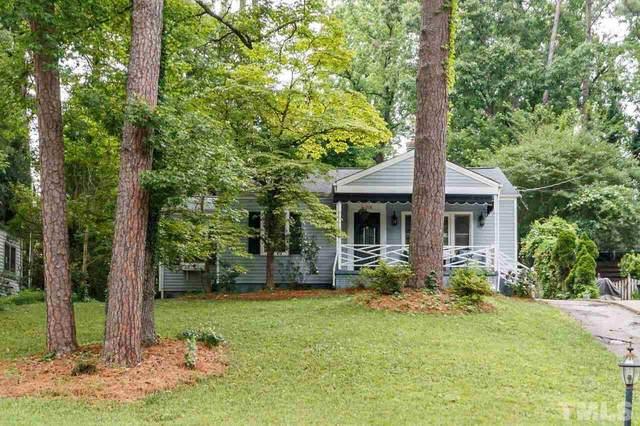 3018 Medlin Drive, Raleigh, NC 27607 (#2389840) :: Dogwood Properties