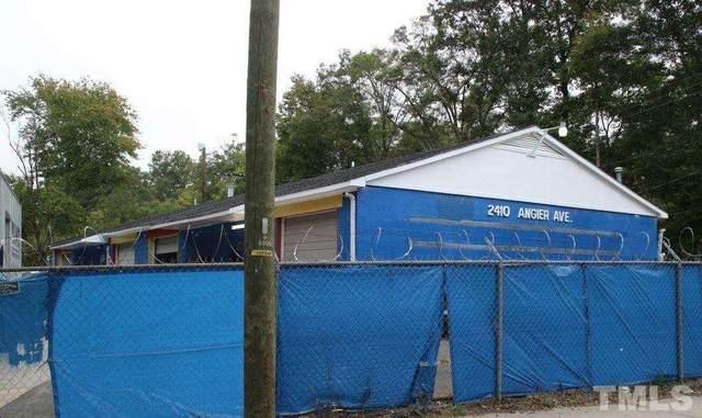 2410 Angier Avenue Unit 1, Durham, NC 27703 (#2389885) :: Log Pond Realty