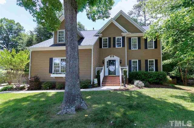106 Highlands Lake Drive, Cary, NC 27518 (#2389920) :: The Jim Allen Group