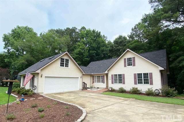 715 Rudy Drive, Clayton, NC 27520 (#2389940) :: M&J Realty Group