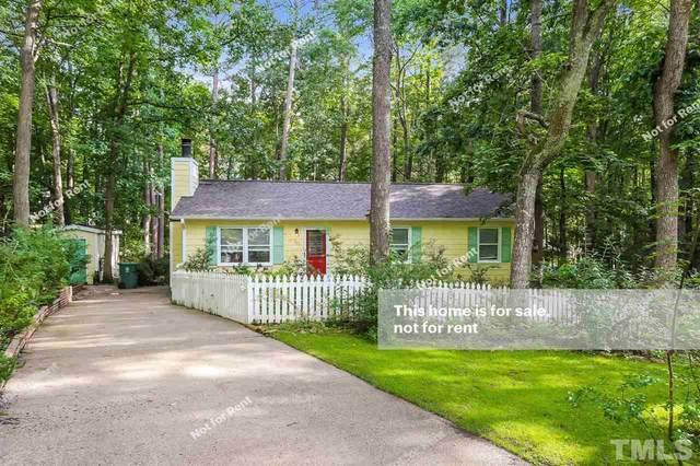 207 Honeysuckle Lane, Cary, NC 27513 (#2389961) :: Log Pond Realty