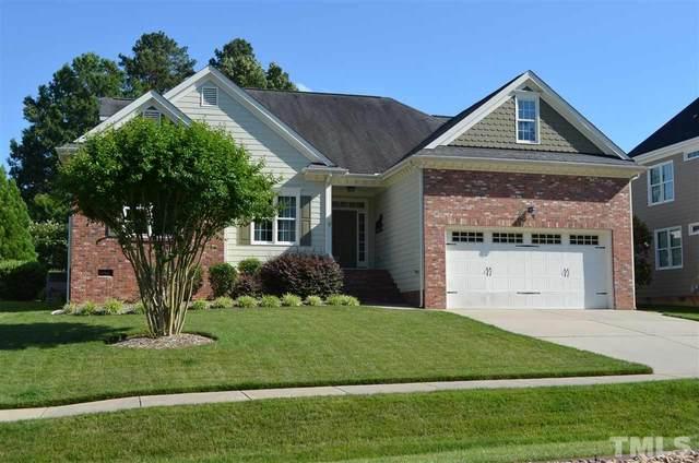 111 Bridle Path, Pittsboro, NC 27312 (#2389967) :: Dogwood Properties
