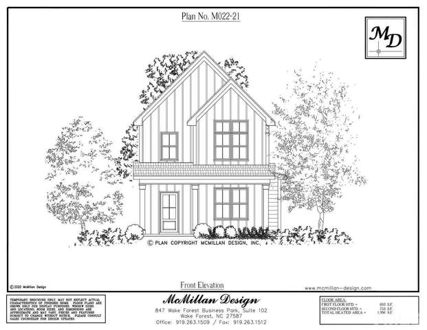 Lot B E Green Street, Franklinton, NC 27525 (#2389994) :: Raleigh Cary Realty