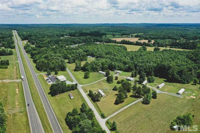 57.9 Ac. Graham Moore Road, Siler City, NC 27355 (#2389996) :: Raleigh Cary Realty