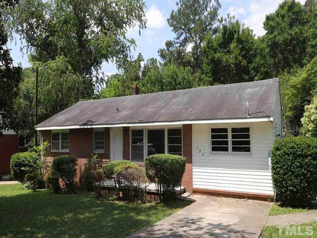 820 Friartuck Road, Raleigh, NC 27610 (#2390000) :: M&J Realty Group