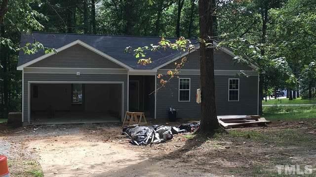 114 Oak Ridge Drive, Willow Spring(s), NC 27592 (#2390003) :: Log Pond Realty