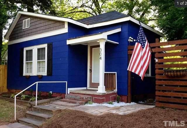 304 Freeman Street, Raleigh, NC 27601 (#2390008) :: The Jim Allen Group