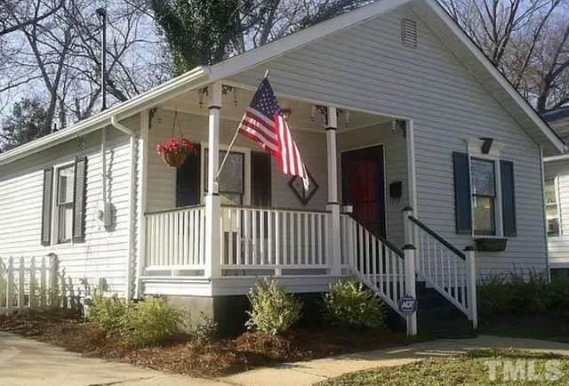 118 Haywood Street, Raleigh, NC 27601 (#2390009) :: The Jim Allen Group