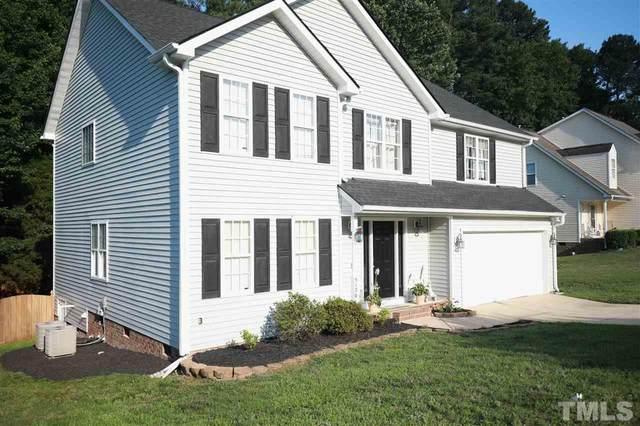 5120 Arbor Chase Drive, Raleigh, NC 27616 (#2390016) :: Log Pond Realty