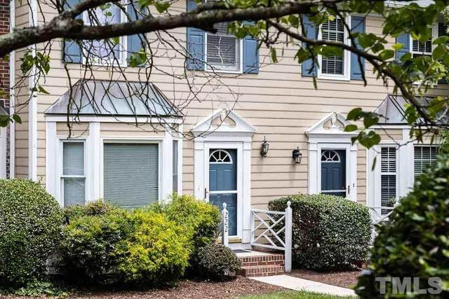 222 Standish Drive, Chapel Hill, NC 27517 (#2390037) :: The Jim Allen Group