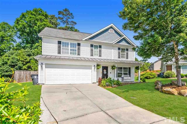 108 Gruggle Way, Holly Springs, NC 27540 (#2390053) :: The Jim Allen Group