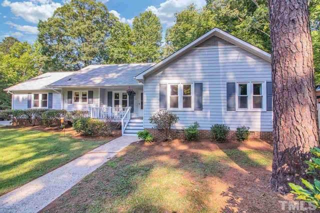 100 Spencer Court, Chapel Hill, NC 27514 (#2390054) :: Dogwood Properties