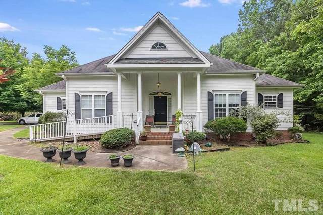 7711 Alborz Drive, Raleigh, NC 27612 (#2390073) :: Realty One Group Greener Side