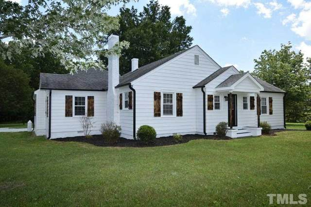 7111 Nc 57 Highway, Rougemont, NC 27572 (#2390074) :: Marti Hampton Team brokered by eXp Realty