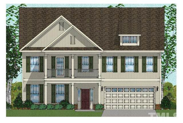3008 Tubberson Trail Lot 240, Wake Forest, NC 27587 (#2390104) :: Log Pond Realty