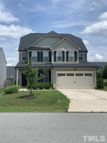 58 Outwater Ridge Drive, Garner, NC 27529 (#2390112) :: Triangle Just Listed