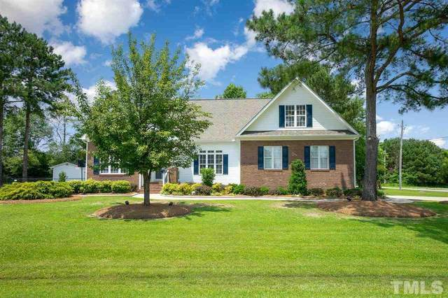 2300 Old Rock Quarry Road, Princeton, NC 27569 (#2390114) :: Marti Hampton Team brokered by eXp Realty
