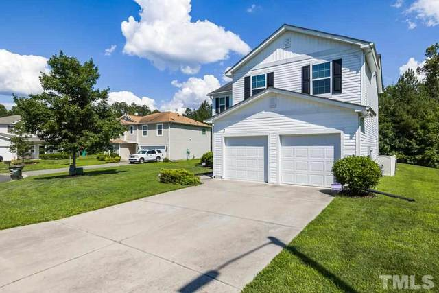 707 Glade Aster Drive, Durham, NC 27704 (#2390118) :: Marti Hampton Team brokered by eXp Realty