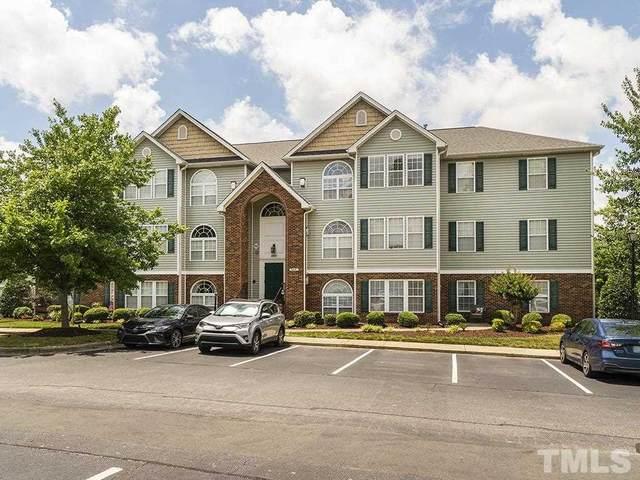 3481 Forestdale Drive 2C, Burlington, NC 27215 (#2390126) :: The Jim Allen Group