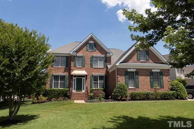 10320 Sporting Club Drive, Raleigh, NC 27617 (MLS #2390128) :: The Oceanaire Realty