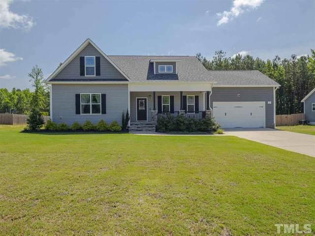37 S Oscar Lane, Wendell, NC 27591 (#2390177) :: Triangle Top Choice Realty, LLC
