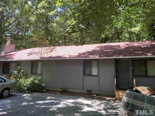 175 Tall Oaks Road A/B, Chapel Hill, NC 27516 (#2390202) :: Spotlight Realty
