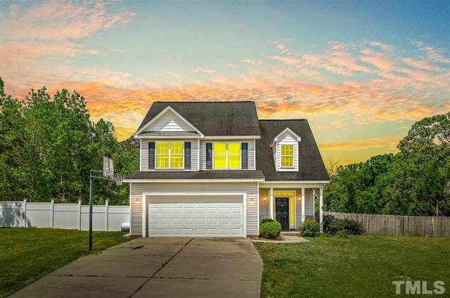 25 Addison Court, Youngsville, NC 27596 (#2390235) :: The Beth Hines Team