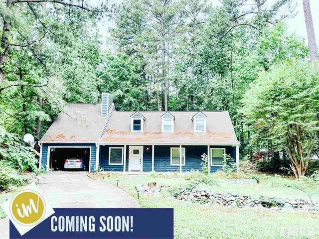 4810 Rollingwood Drive, Durham, NC 27713 (MLS #2390271) :: The Oceanaire Realty